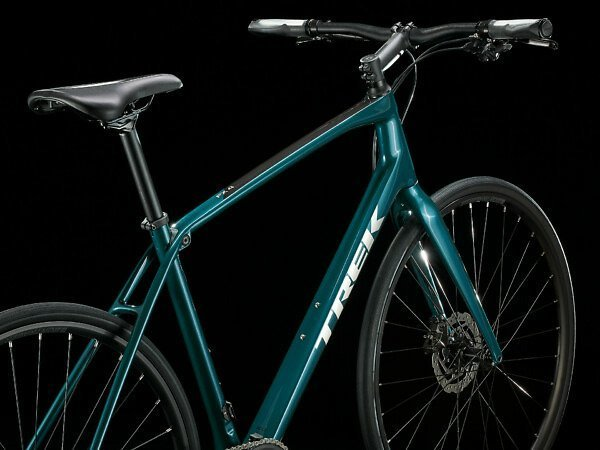Trek FX Sport Carbon 4 Hybrid Bike - 2020 - Roe Valley Cycles