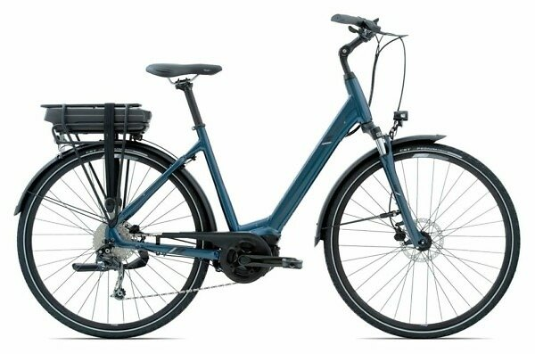 Giant Entour E+ 1 Low Step Through Electric Bike - 2020 - Roe Valley Cycles