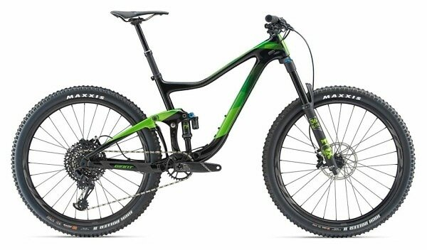 Giant Trance Advanced 1 Full Suspension Mountain Bike (ex-display/demo bike) – 2019 - Roe Valley Cycles