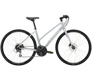 Trek FX 2 Disc Stagger Hybrid Bike - 2020