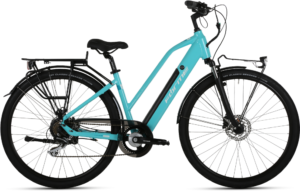 Forme Peak Trail 3ELS Women's Electric Bike - Roe Valley Cycles