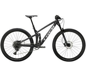 Trek Top Fuel 8 NX Full Suspension Mountain Bike - 2021 - Roe Valley Cycles