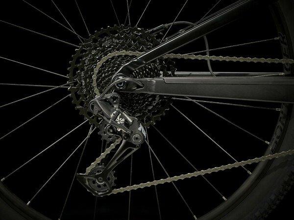 Trek Top Fuel 8 NX Full Suspension Mountain Bike - 2021 - Roe Valley Cycles