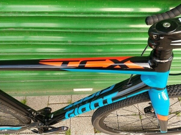 Giant TCX SLR 1 Cyclocross Bike 2017 - 2nd hand - Roe Valley Cycles