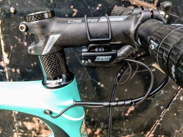 Bianchi Infinito CV Super Record EPS Road Bike 2016 - Roe Valley Cycles