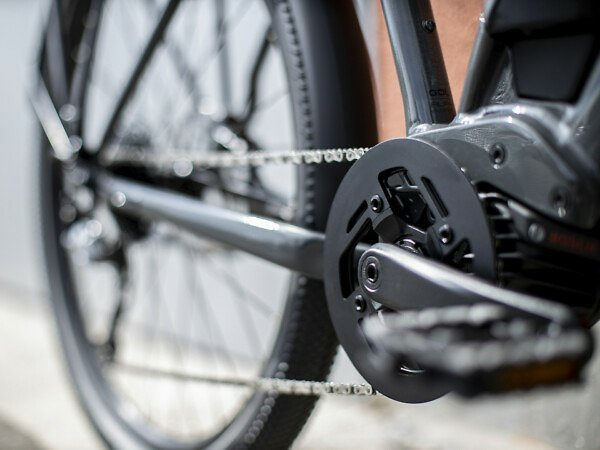Trek Allant+ 5 Electric Hybrid Bike - 2021 - Roe Valley Cycles