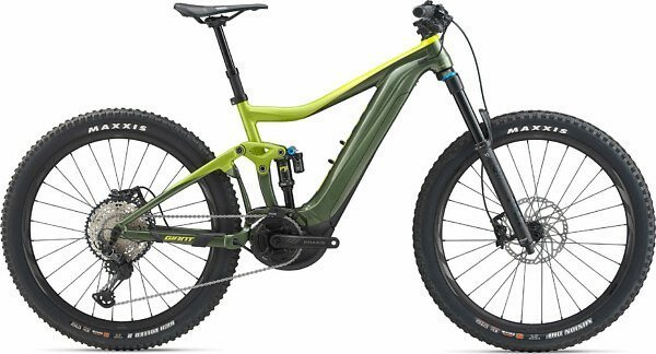 Giant Trance E+ 1 Full Suspension Electric Mountain Bike (625WH) - 2020 - Roe Valley Cycles