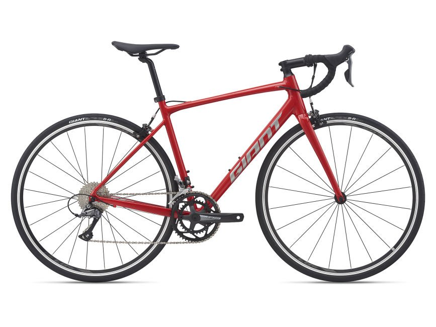 Giant Contend 2 Road Bike - 2021 - Roe Valley Cycles