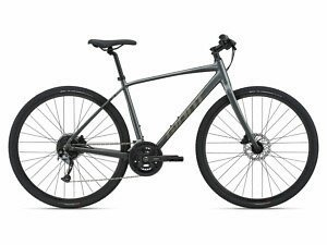 Giant Escape 1 Disc Hybrid Bike - 2021 - Roe Valley Cycles