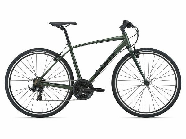 Giant Escape 3 Hybrid Bike – 2021 - Roe Valley Cycles