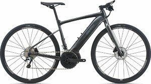 Giant FastRoad E+ 2 PRO Electric Bike - Roe Valley Cycles- 2021
