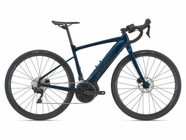 Giant Road E+ 2 PRO Electric Road Bike - 2021 - Roe Valley Cycles
