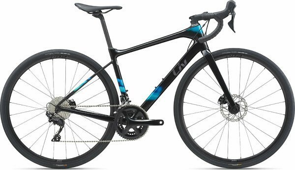 Liv Avail Advanced 2 Disc - 2021 - Roe Valley Cycles