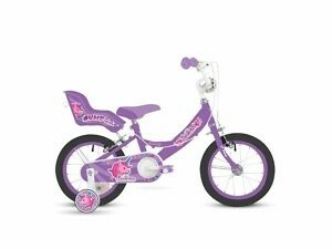 Bumper Sparkle Kids Pavement Bike - Roe Valley Cycles