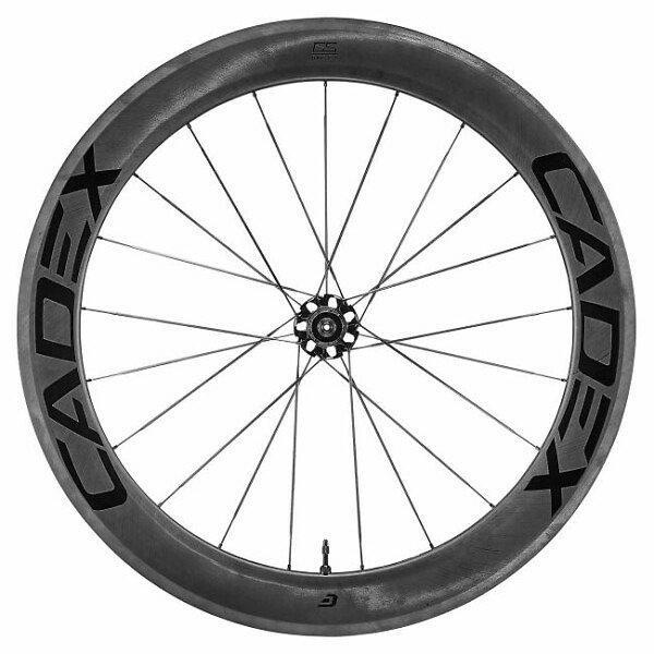 CADEX 65 Rim Brake Tubeless Wheels - Roe Valley Cycles