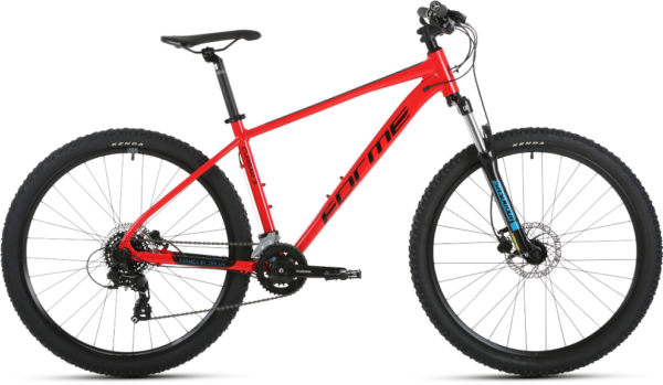 "Forme Curbar 3 27.5"" Mountain Bike - Roe Valley Cycles"