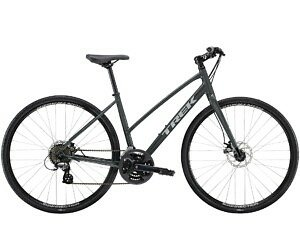 Trek FX 1 Disc Stagger Hybrid Bike - 2021 - Roe Valley Cycles