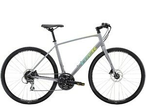 Trek FX 2 Disc Hybrid Bike - 2021