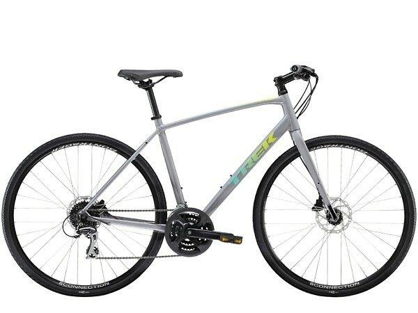 Trek FX 2 Disc Hybrid Bike - 2021