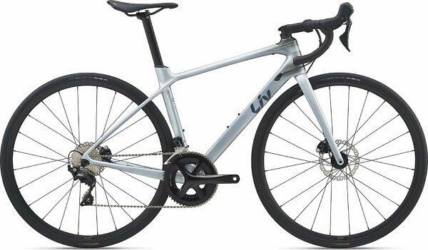 Liv Langma Advanced 2 Disc Women's Road Bike - 2021 - Roe Valley Cycles