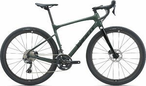 Giant Revolt Advanced 0 Gravel Bike - 2021 - Roe Valley Cycles