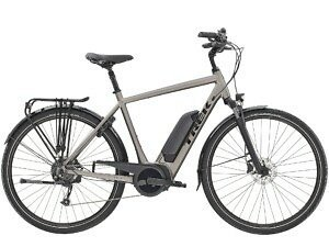 Trek Verve+ 2 Electric Bike - 2021 - Roe Valley Cycles