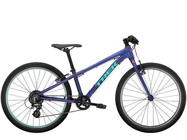 """Trek Wahoo 24"""" Kids Bike - 2021 - Roe Valley Cycles"""