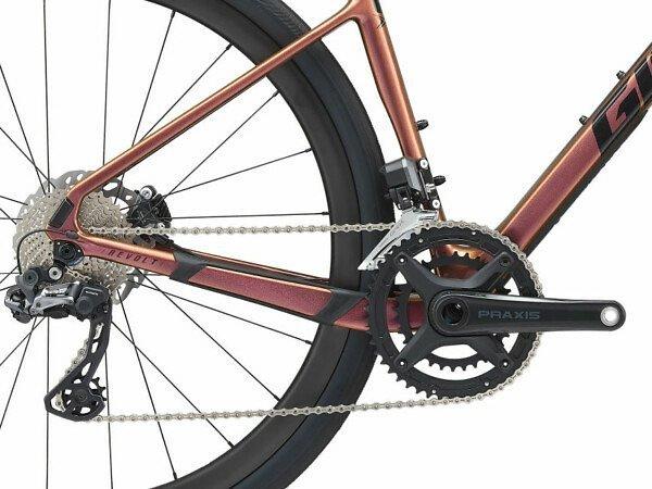 Giant Revolt Advanced Pro 1 Gravel Bike - 2021 - Roe Valley Cycles