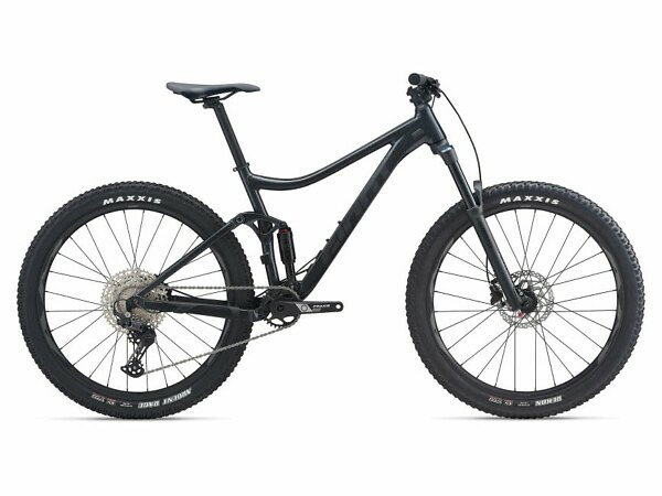 Giant Stance Full Suspension Mountain Bike - 2021 - Roe Valley Cycles