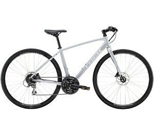Trek FX 2 Disc Women's Hybrid Bike - 2021