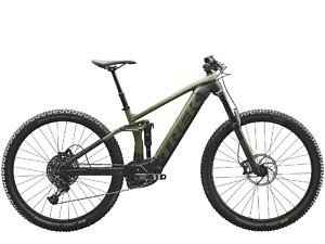 Trek Rail 5 Electric Mountain Bike - 2021 - Roe Valley Cycles