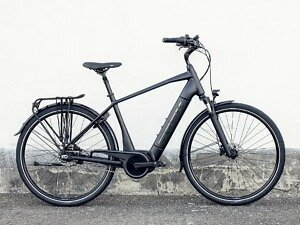 Trek District+ 6 Electric Bike - 2021