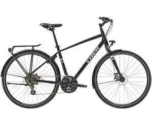 Trek Verve 1 Equipped Recreation Bike - 2021 - Roe Valley Cycles