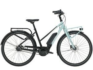 Trek District+ 2 Stagger Electric Bike - 2022
